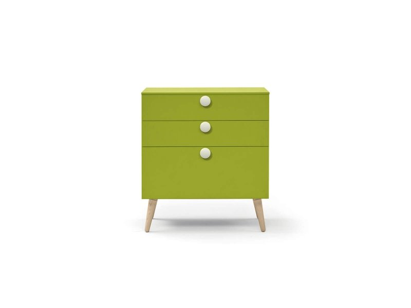 Woody chest of drawers