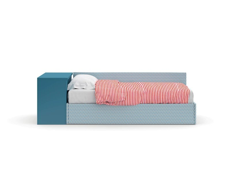 Rear-bed storage units