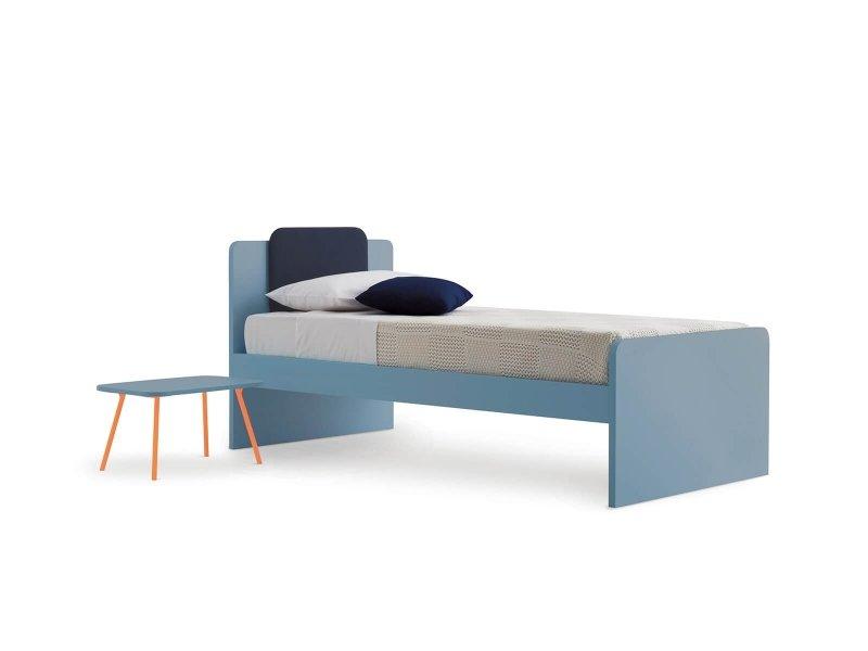 Rettangolo single bed