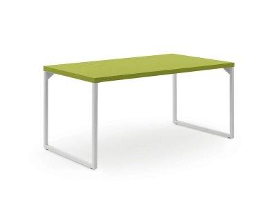 Desk with Loom legs