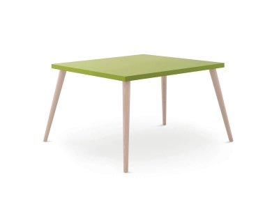 Desk with Woody legs