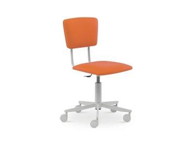Upholstered Pill chair