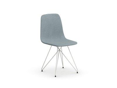 Upholstered Pod chair