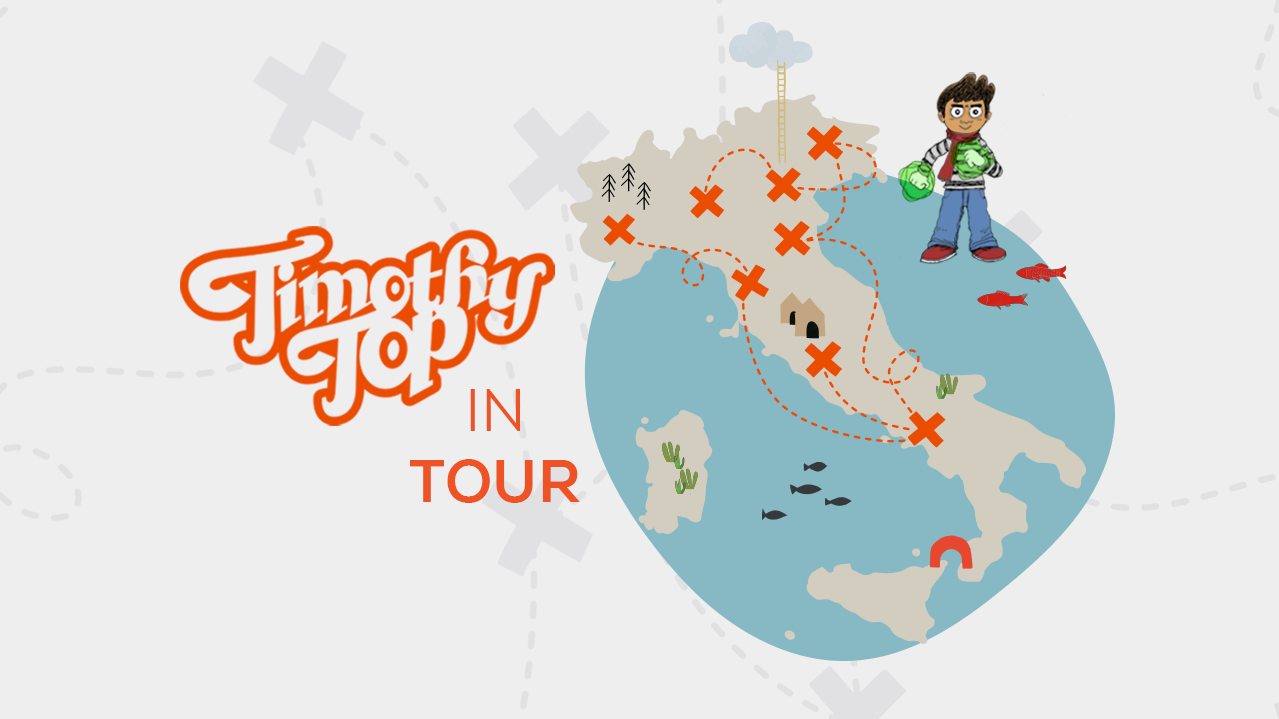 NIDI ON TOUR WITH TIMOTHY TOP